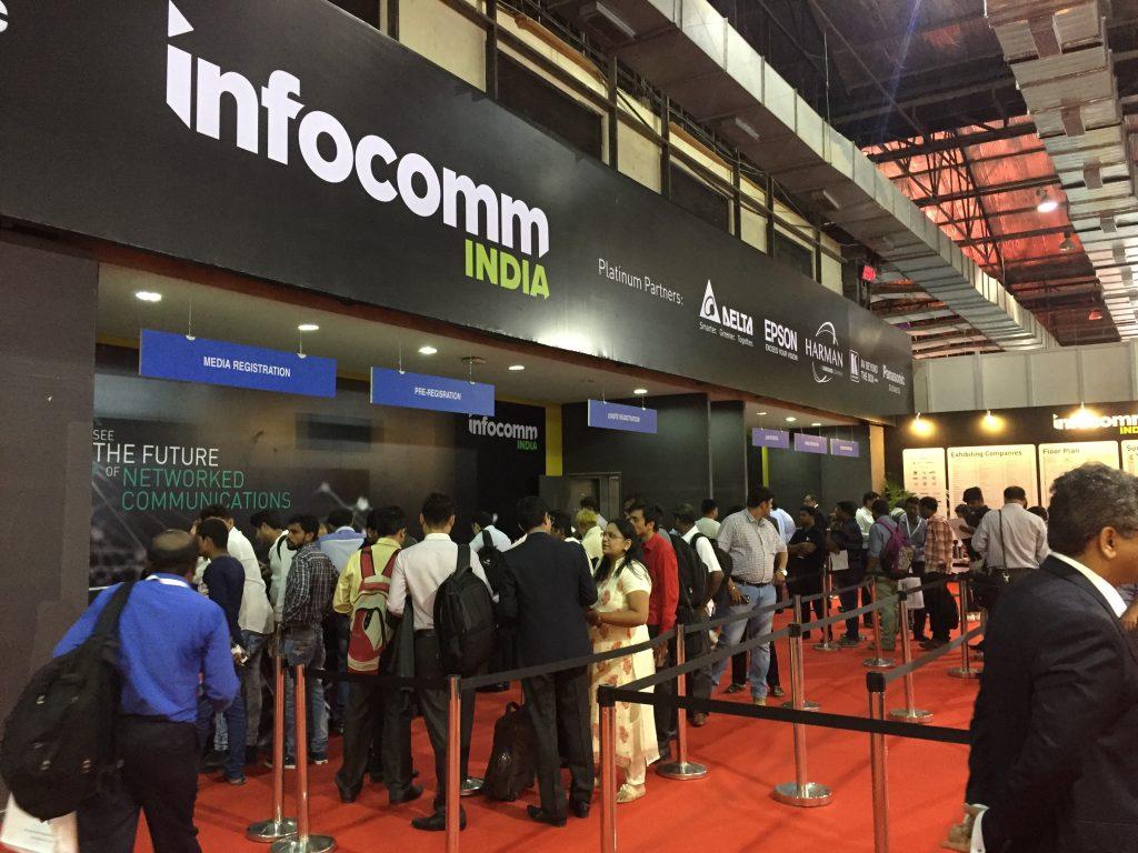 Seemax @ Infocomm India 2017 | Seemax