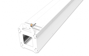 Grandmax Motorized Roll up Tensioned Screen 02