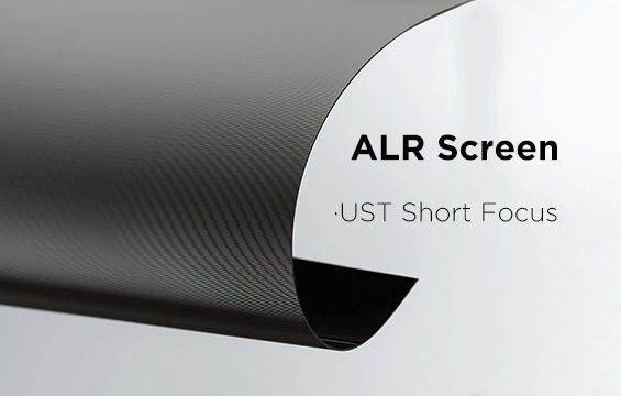 Radiant ALR UST TAB tensioned Screen 01